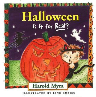 Halloween Is It for Real book