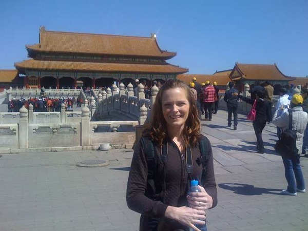 Kristen Forbidden City