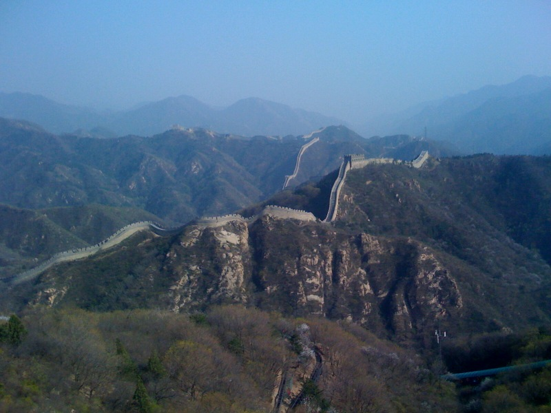 The Great Wall Second Save
