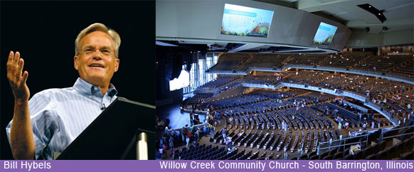 Bill Hybels & Willow Creek