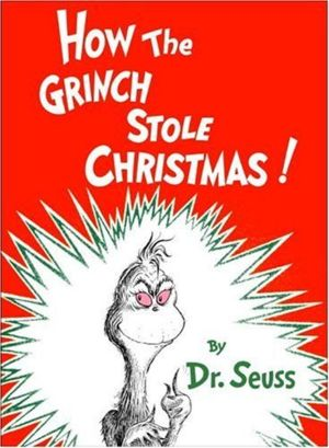 How-the-grinch-stole-christmas book