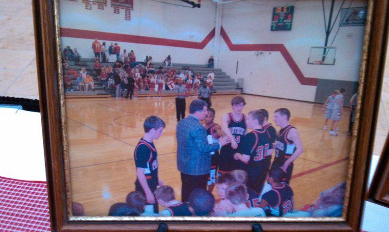 Coach Barnett Jr High Boys