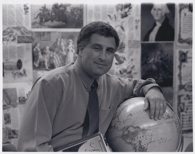 Doug Barnett History Teacher and History Changer