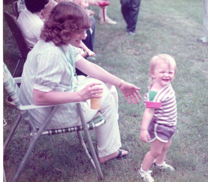 Kristen & Pregnant Mom